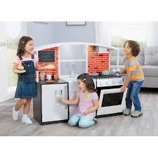 Little Tikes Wooden Kitchen by Little Tikes Modern Kitchen Walmart Com