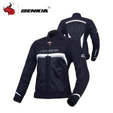 black motocross jersey aliexpress com buy benkia motorcycle jacket women u0027s motorcycle