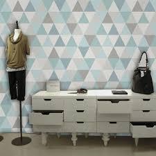 home decor free shipping tuya art custom modern geometric design wall mural on wall for