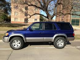 largest toyota the surf runner build 2001 stellar blue limited 4wd page 3