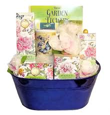 relaxation gift basket peony bath relax gift basket gift baskets by thoughtful