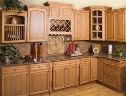 Light Oak Kitchen Cabinets Best 25 Light Oak Cabinets With Granite Ideas On Pinterest