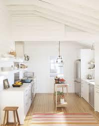 awesome coastal kitchen white color scheme nautical pendant white
