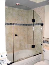 Glass Shower Doors With Tub by Designs Terrific Bathtub With Shower Enclosure India 150 Glass