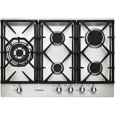 Italian Cooktop Westinghouse Whg756sa 75cm Gas Cooktop At The Good Guys