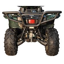 amazon com yamaha grizzly 700 550 hunter series rear bumper