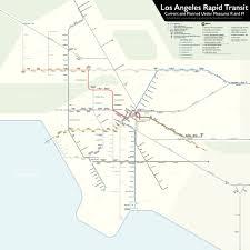 Lax Gate Map The Measure M Mandate Urbanize La
