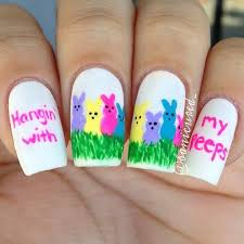 top 19 new easter nail designs u2013 famous manicure trend idea from