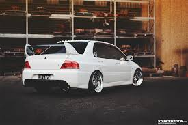 evo 8 spoiler the total package stephen u0027s mitsubishi evo stancenation