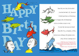 How To Make Invitation Cards For Birthday Top 12 Dr Seuss Birthday Party Invitations Theruntime Com