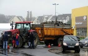 chambre d agriculture 29 finistère cinq agriculteurs en garde à vue après une manifestation