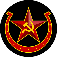 Russian Flag With Hammer And Sickle Soviet Equestria Hammer Sickle Horseshoe W Bg By Qtmarx On Deviantart