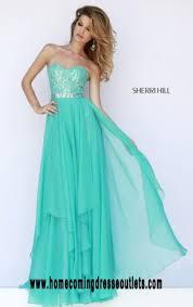 navy sweetheart neck 2015 sherri hill 1943 beaded bodice long prom