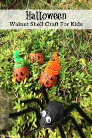 Halloween Crafts For Little Kids - have a walnut shell halloween cute halloween crafts for little