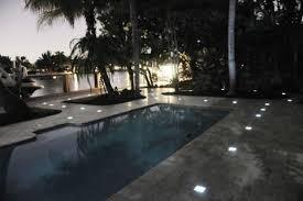 lighting around pool deck hardscape lighting landscape lighting solutions