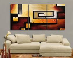 amazon com art wall abstract modern gallery wrapped canvas art by