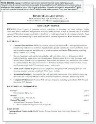 resume qualification sample resume qualifications samples for