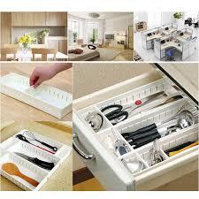 Online Get Cheap Kitchen Cabinet Dividers Aliexpresscom - Kitchen cabinet drawer dividers