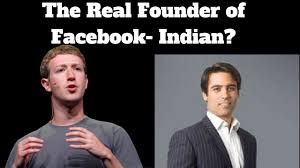 the real founder of facebook indian youtube
