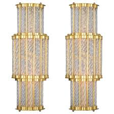 Modern Wall Sconces Art Deco Style Murano Wall Sconces See More Antique And Modern