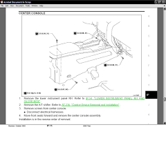middle console removal nissan armada forum armada u0026 infiniti