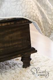 Make My Own Queen Size Platform Bed by Ana White Chestwick Platform Bed Queen Size Diy Projects