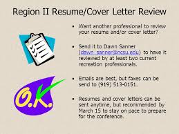 march to employment success topic cover letters ppt download
