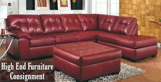 used red leather sofa used red leather couch for sale modern sectional sofa elegant sofas
