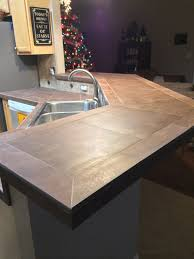 granite tile countertops with bull nose edge we just found tile