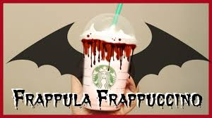 starbucks frappula frappuccino gracebites 215 youtube