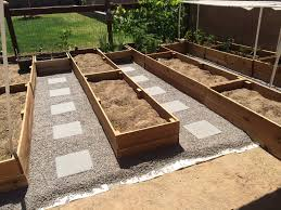 Raised Gardens You Can Make by Building Redwood Raised Garden Beds Handmade And Homegrown