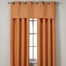 Grommet Top Valances 54 Best Window Treatments Images On Pinterest Kitchen Windows