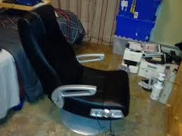 Pedestal Gaming Chairs Wibbinson U0027s Accessory Reviews X Rocker Wireless Gaming Chair