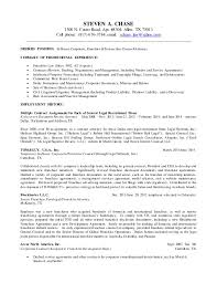 Sample Attorney Resume by Resume Attorney