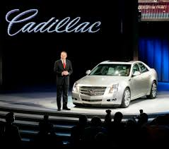 2008 cts general information