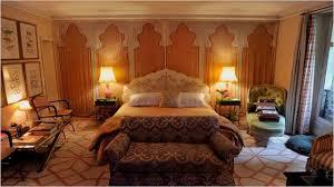 interior delightful image of bedroom decoration using calico