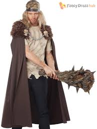 medieval halloween costume mens game of thrones fur trimmed cape cloak medieval warrior fancy