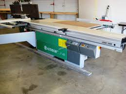 sliding table saw for sale ferwood usa machinery w1596 altendorf saws sliding table saws