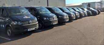 volkswagen new van leading building and maintenance provider mountjoy turn to