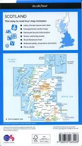 Dundee Scotland Map Os Tour Map