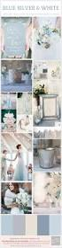 dreamy dusty blue winter wedding inspiration dusty blue weddings