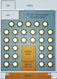 Floor Plan Wedding Reception Floorplans Venues Maps Cad By 2r U0026m At Coroflot Com
