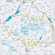 Swiss Alps Map Piz Bernina Tour Per Alpes Thealps Com