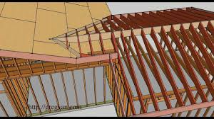 Roof Framing Pictures by How To Frame A Roof For An Offset Room Addition U2013 Building And