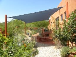 tucson residential shade sails air and sun shade products