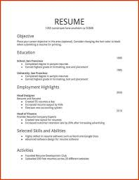 Word Resume Templates 2010 Microsoft Word Resume Template 2010 Free Resume Template Or Tips