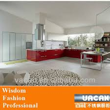 european style modern high gloss kitchen cabinets home christmas