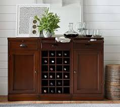Buffet Bar Cabinet Sideboards Buffet Tables Pottery Barn