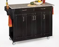 kitchen island cart with breakfast bar kitchen granite top kitchen island cart kitchen island