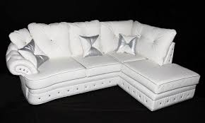 Leather Sofas Cannock David Suite With Swarovsky